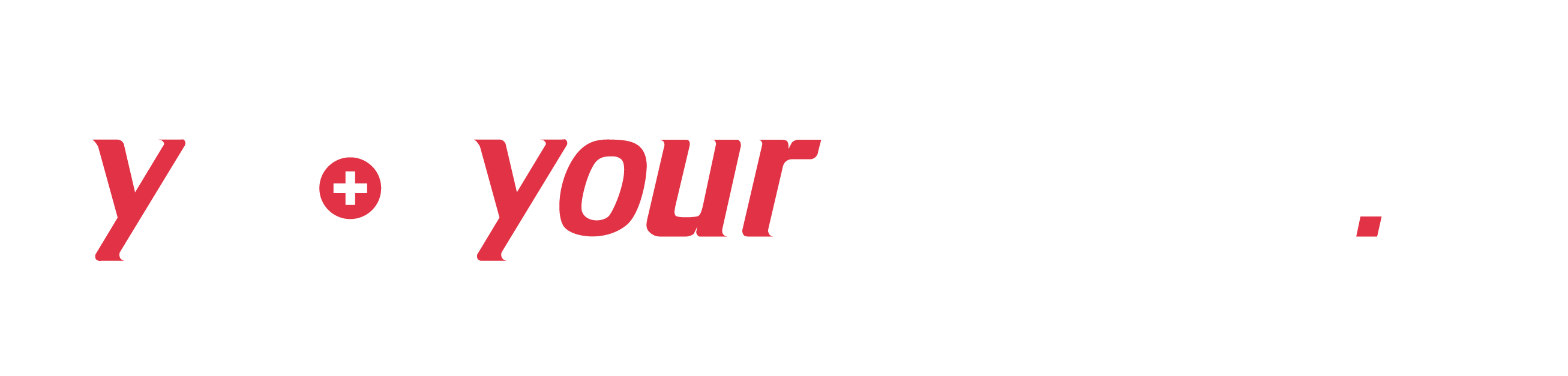 Logo yourwheels white